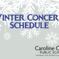 Winter concert schedule title
