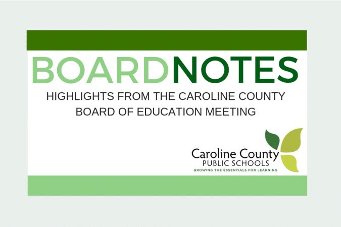 Banner for Board Notes