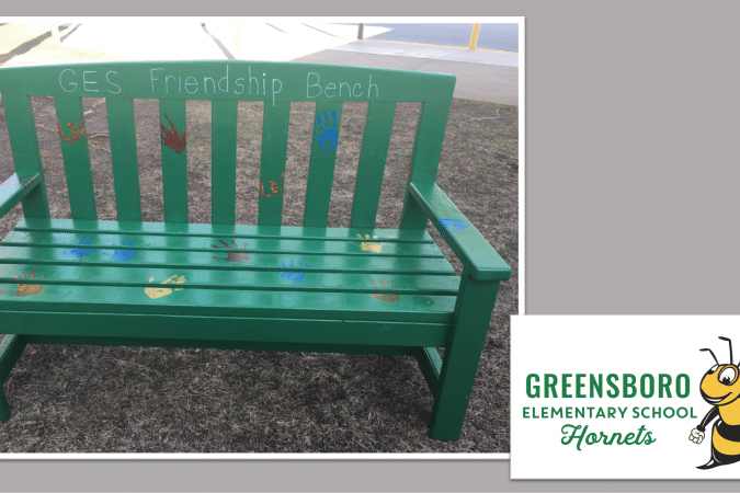 Greensboro Friendship Bench