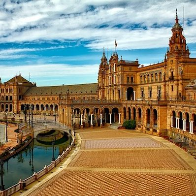 Picture of Seville, Spain